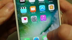 iPhone 7 How to Move Apps Icons iOS 10