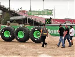 100 Diesel Truck Tires BKT Monster Jam Guest Star On Reality TV Suppliers Modern