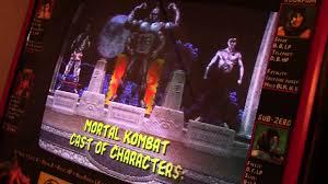 Mortal Kombat Arcade Machine Uk by Mortal Kombat
