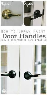 Best 25 Paint door knobs ideas on Pinterest