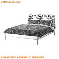 duken bed frame assembly service