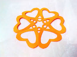 How To Make A Kirigami Paper Snowflake