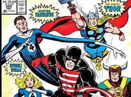 The Hulk Iron Man Ant Wasp Thor Captain America Hawkeye Quicksilver Hercules Swordsman Vision Black Knight B