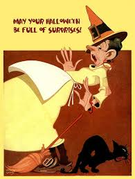 Vintage Halloween Collector Weeny Witch by 710 Best Vintage Halloween Images On Pinterest Childhood Comic