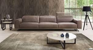 canape cuir design contemporain canapé contemporain cuir tendance