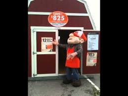 tuff shed home depot tb 600 homer approved youtube