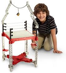 Wwe Wrestling Room Decor by Buy Wwe Create A Wwe Superstar Ring Builder Playset Online At Low