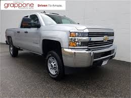 2017 Chevrolet Silverado 2500HD Work Truck In Bow, NH | Manchester ... New 2019 Chevrolet Silverado 2500hd Work Truck 4d Crew Cab In Murfreesboro Tn Double Yakima 2018 1500 Regular Fremont Preowned 2012 Pickup 2017 4wd 1435 San Antonio Tx Ld Extended