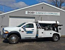 Bob's Garage & Towing - Light-Duty Services