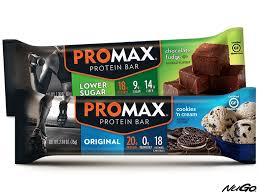 NuGo Nutrition Acquires ProMax Sports Bars
