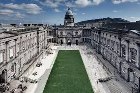 100 Edinburgh Architecture Our Campus Law School