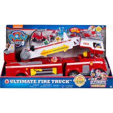 100 Les Cars And Trucks Paw Patrol Ultimate Rescue Planes Baby Toys