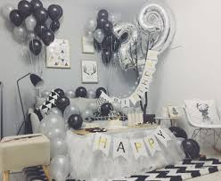 Pink White And Gold Birthday Decorations by 100pcs 1 5g 10 Inch Latex Balloons Black White Silver Gold Pink