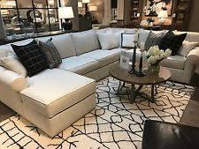 ethan allen sectional sofas loveseats chaises ebay