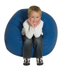 Children's Factory Premium Beanbag Chair, 26 In Dia, Vinyl, Blue About Vinyl Bean Bag Chairs Home Design Inspiration And Wetlook Extra Large Pure Bead 301051118 Fniture Exciting Brown For Adults In Your Classy And Accsories Gold Medal 140 Blue Faux Leather Factory Magenta Beanbag Chair Cover Bags Futon City Vinyl Bean Bag Chairs Beanproducts Red Pixel Gamer Leatherdenim Jaxx 132 Round Shiny Multiple Colors