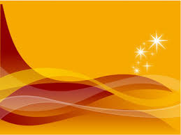 Dynamic Curve Orange Poster Background Image