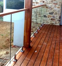 Glass Balustrades Attached To Timber Decking With Stainless Steel ... Best 25 Deck Railings Ideas On Pinterest Outdoor Stairs 7 Best Images Cable Railing Decking And Fiberon Com Railing Gate 29 Cottage Deck Banister Cap Near The House Banquette Diy Wood Ideas Doherty Durability Of Fencing Beautiful Rail For And Indoors 126 Dock Stairs 21 Metal Rustic Title Rustic Brown Wood Decks 9
