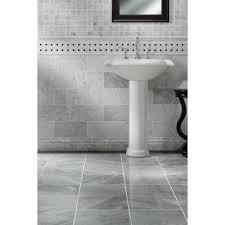 bianco carrara polished marble pencil 1 x 12 931200227 floor