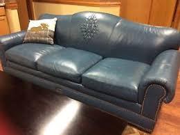 Bob Timberlake Living Room Furniture by Lexington World Of Bob Timberlake Leather Fireside Sofa Cherry