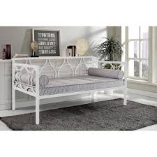 rebecca metal daybed and trundle black walmart com