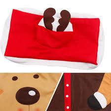 Christmas Red Bathroom Rugs by 3pcs Fancy Santa Claus Toilet Seat Cover Rug Bathroom Set Contour