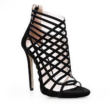 olns009 2017 lastest peep toe high heel summer sandals for girls