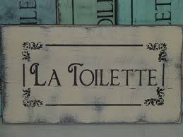 Paris Themed Bathroom Pinterest by French Toilet Sign La Toilette Sign Larger By Sophiescottage