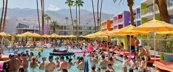 100 Sagauro Palm Springs The Saguaro Pool Guestlist Discotech The 1 Nightlife App