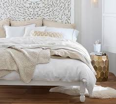 Pottery Barn White Sale Save  Bedding and Bath Must Haves