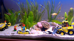 Spongebob Aquarium Decorating Kit by Lego In An Aquarium Sök På Google Fish Tank Pinterest