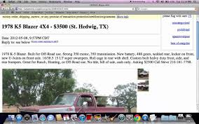 Craigslist San Antonio Used Cars And Trucks - Prices Under $4000 ...