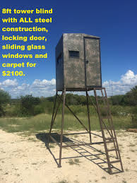 Hunting Products including Hunting Blinds Feeders and other gear