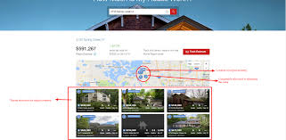 Top Four Home Valuation Websites pared Zillow Redfin Referz