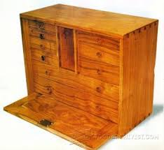 carpenter s toolbox plans woodarchivist