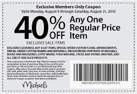 Centsible Savings New printable coupons fice Depot Michaels