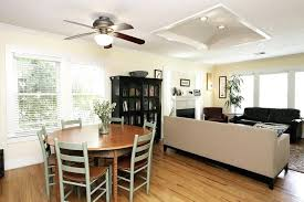 Ceiling Fan For Dining Room Fans With Lights Glamorous Decor Ideas