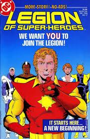 Legion Of Super Heroes 1984 3rd Series 17