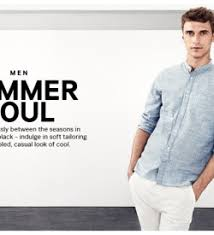 Summer Soul Clement Dons Casual HM Fashions