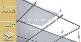 pvc gypsum ceiling tiles board panels waterproof 10mm thickness