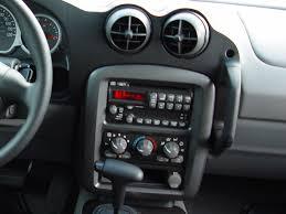 2005 Pontiac Aztek Instrument Panel Interior