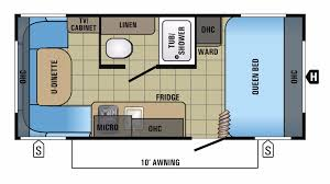 2004 Jayco 5th Wheel Floor Plans by New Or Used Travel Trailer Campers For Sale Rvs Near Oklahoma City