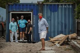 104 Building A Home From A Shipping Container Resident First In Lake Worth Beach