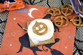 Utz Halloween Pretzels by Family Baking Effortless Spooky Halloween Treats Lifestyle Blog