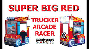 Super Big Rig (Super Big Red) Arcade Truck Racing Game From UNIS ... Power Truck Special Racing Arcade Video Gaming Action Showcasing Mobile Retro Trailer Myplace Home Lot 276 Cast Iron Dump Leonard Auction Sale 214 Game In New York City And Long Island 7 Ford Stake The Curious American Ruby Lane Sold Antique Toys For Flyer Archive Flyers Big Rig Truckin Police 911 Multigame Idaho Garagecade Bargain Johns Antiques Mack Ice Toy 72 On Twitter Atari Fire Trucks Atari Arcade