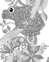 Make This Detailed Coloring Canvas Print Your Own By Decorating