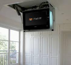 tv deckenhalterung elektrisch tv deckenlift