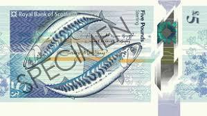bureau de change annecy nouveaux billets de 5 et 10 livres ecossaises one change