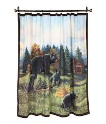 Outhouse Themed Bathroom Accessories by Blinds U0026 Curtains Fancy Outhouse Shower Curtain For Shower