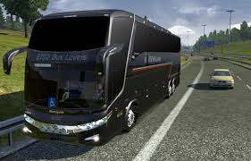 ETS2 BUS LOVERS 1.12.1 -Euro Truck Simulator 2 Mods