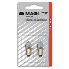 maglite replacement l for aa mini flashlight 2 pack walmart